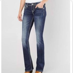 Miss Me Jeans midrise easy boot